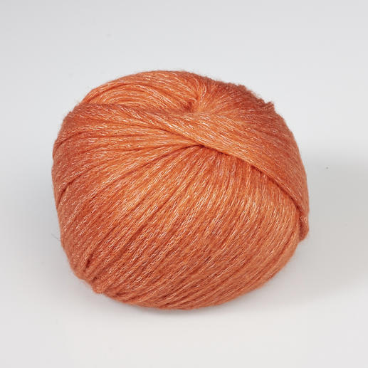 Novata von Junghans-Wolle Weicher und zugleich preiswerter als vergleichbare Garne