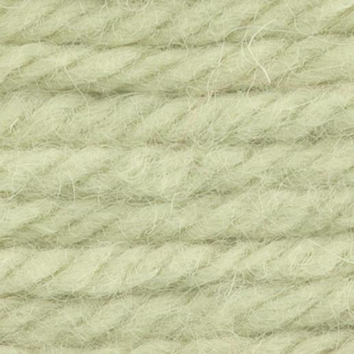 Smyrna-Strangwolle, 50 g, Saatgrün Hochwertige Junghans-Garne zum Häkeln.