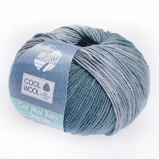 Cool Wool Baby Degradé von Lana Grossa