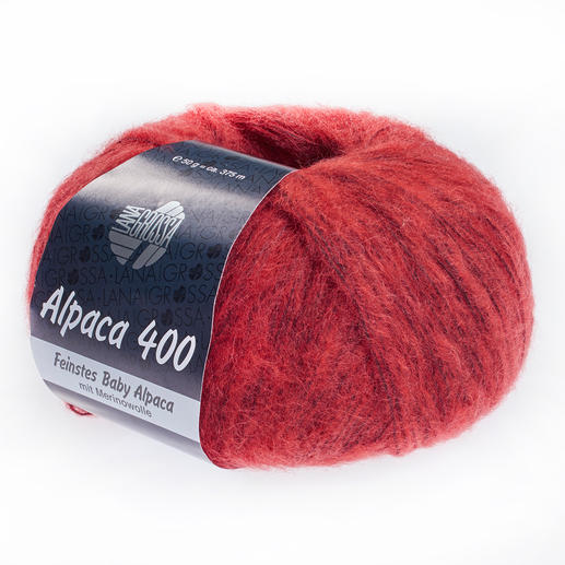 Alpaca 400 von Lana Grossa