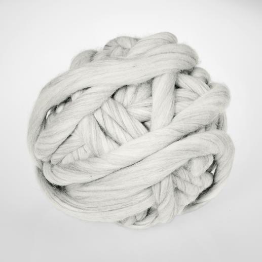 Miss Wool von Schoppel Wolle, Graumelange