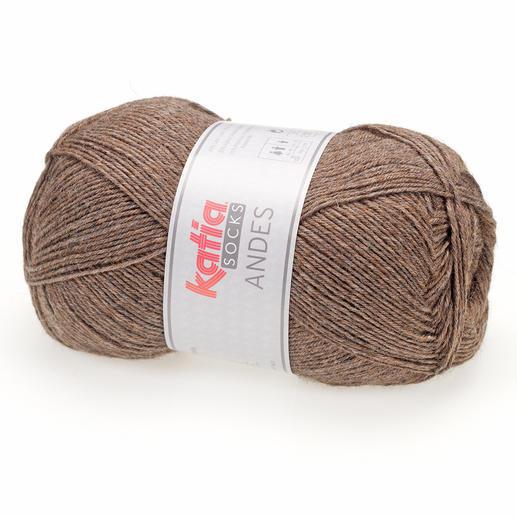 Andes Socks von Katia