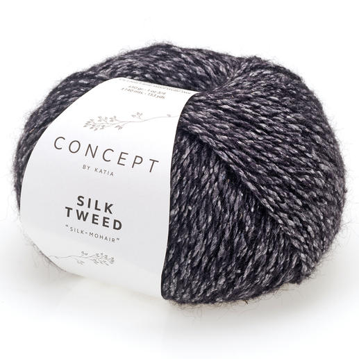 Silk Tweed von Katia