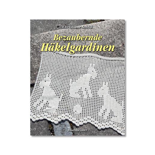 Buch - Bezaubernde Häkelgardinen