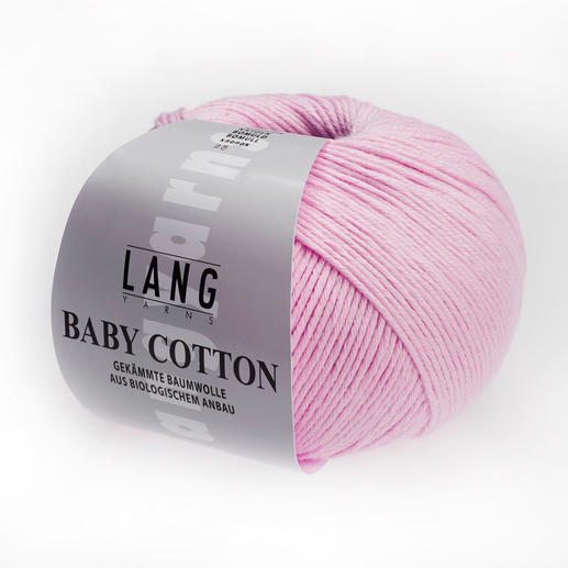 Baby Cotton von LANG Yarns