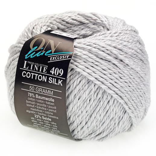 Linie 409 Cotton Silk von ONline