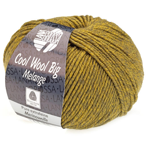 Cool Wool Big Melange von Lana Grossa