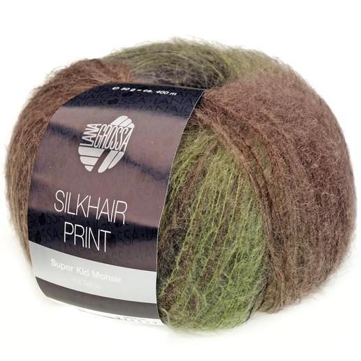 Silkhair Print von Lana Grossa