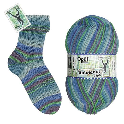 Opal Pullover- & Sockenwolle Reiselust 6-fach