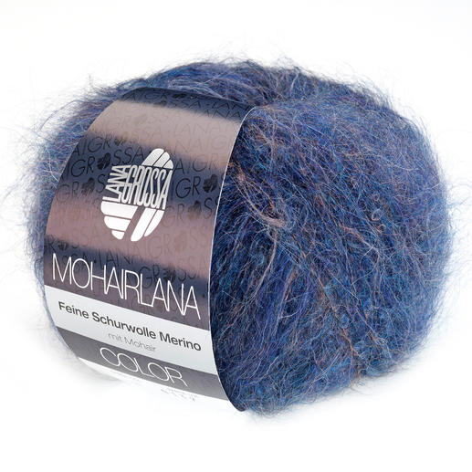 Mohairlana Color von Lana Grossa