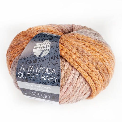 Alta Moda Super Baby Color von Lana Grossa