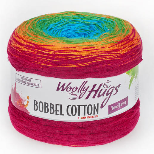 Bobbel Cotton von Woolly Hugs
