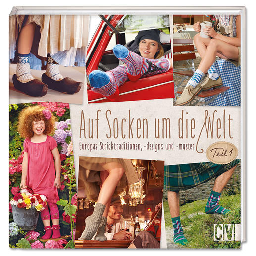 Buch - Auf Socken um die Welt