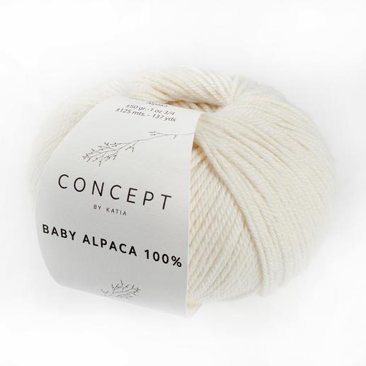 Baby Alpaca 100% von Katia