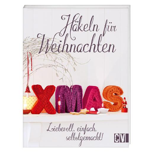 Buch - Häkeln für Weihnachten