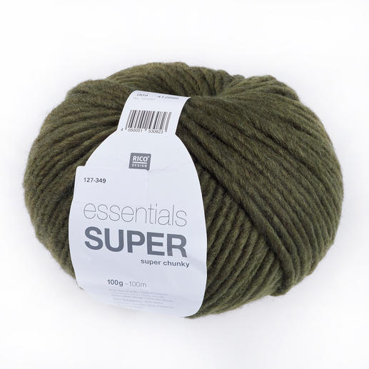 Essentials Super Super Chunky von Rico Design
