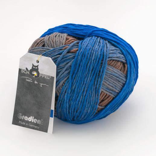 Gradient von Schoppel-Wolle