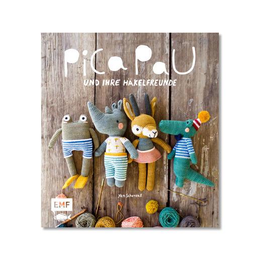 Buch - Pica Pau und ihre Häkelfreunde