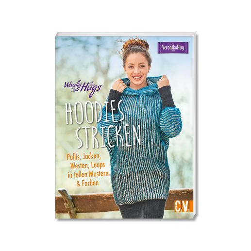 Buch - Woolly Hugs Hoodies stricken
