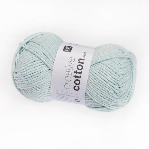 Creative Cotton aran von Rico Design