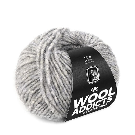 Air von WOOLADDICTS by Lang Yarns