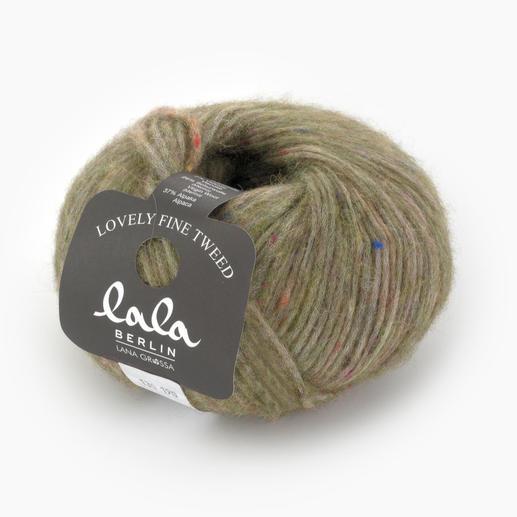Lovely Fine Tweed (lala Berlin) von Lana Grossa