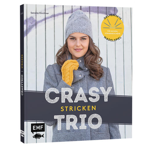 Buch - CraSyTrio stricken