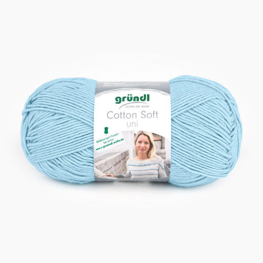 Cotton Soft Uni von Gründl