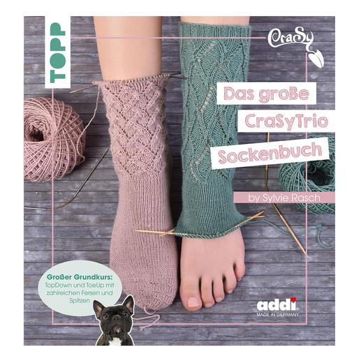 Buch - Das große CraSyTrio-Sockenbuch
