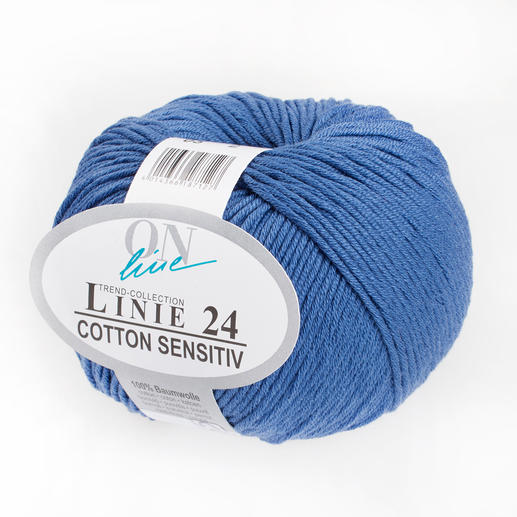 Linie 24 Cotton Sensitive von ONline