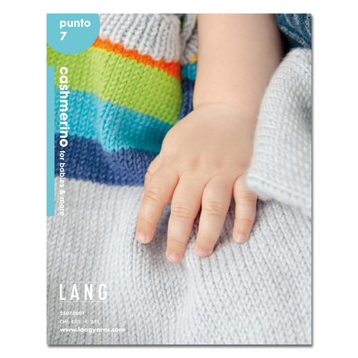 Heft - Punto 7 Cashmerino for Babies and More