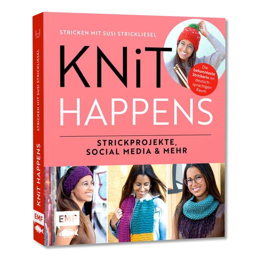 Buch - Knit Happens