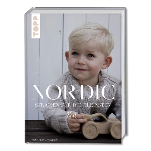 Buch - Nordic Stricken für die Kleinsten