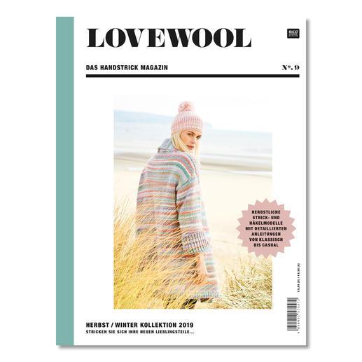 Heft - Lovewool No. 9