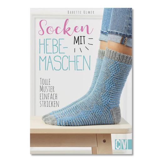 Buch - Socken mit Hebemaschen