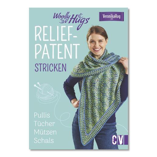 Buch - Woolly Hugs Reliefpatent stricken
