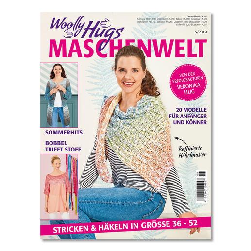 Heft - Woolly Hugs Maschenwelt 05/19