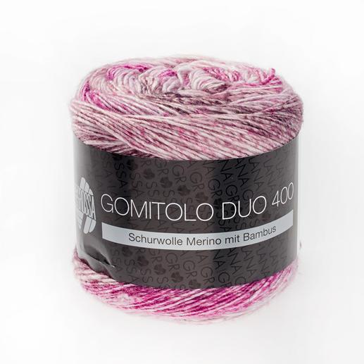 808 Zartrosa/Rosa/Pink/Fuchsia/Graubraun