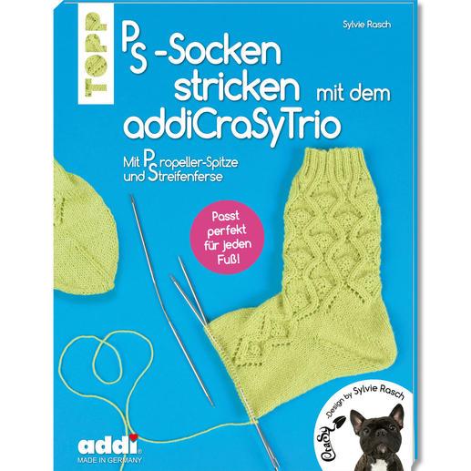 Buch - PS-Socken mit dem addiCraSyTrio stricken