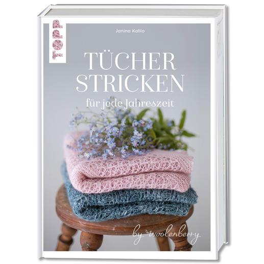 Buch - Tücher stricken für jede Jahreszeit