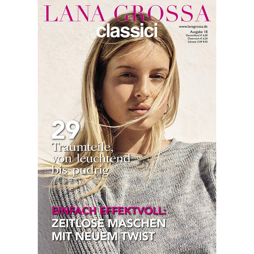 Heft - Lana Grossa Classici No. 18