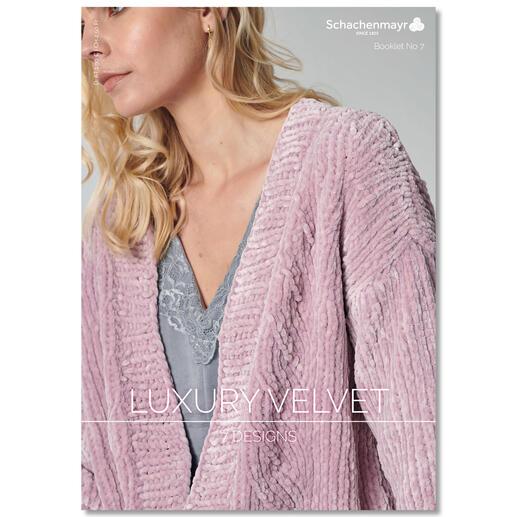 Heft - Booklet No. 7 - Luxury Velvet