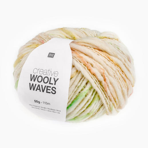Creative Wooly Waves von Rico Design