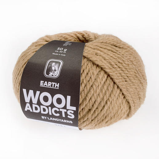 Earth von WOOLADDICTS by Lang Yarns