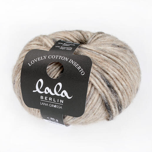 Lovely Cotton Inserto (lala Berlin) von Lana Grossa
