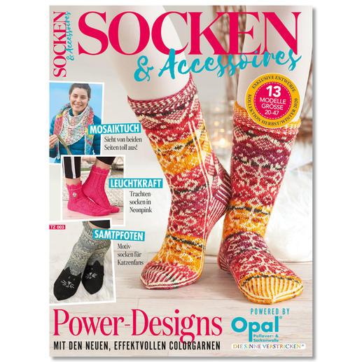 """Heft - """"Socken & Accessoires - Opal"""""""
