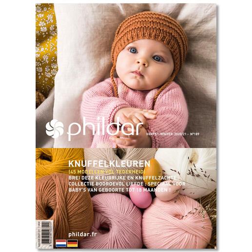 Heft - Phildar Baby No. 189