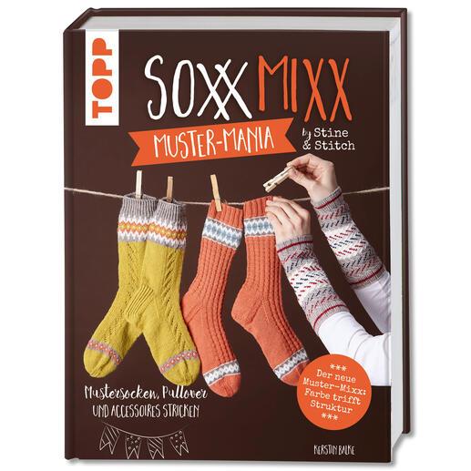 Buch - SoxxMixx – Muster-Mania