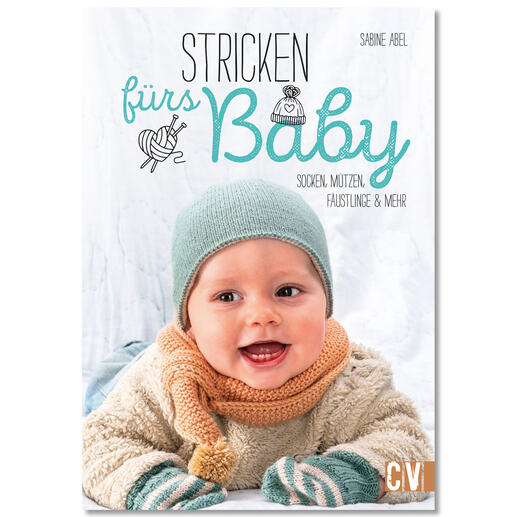 Buch - Stricken für's Baby