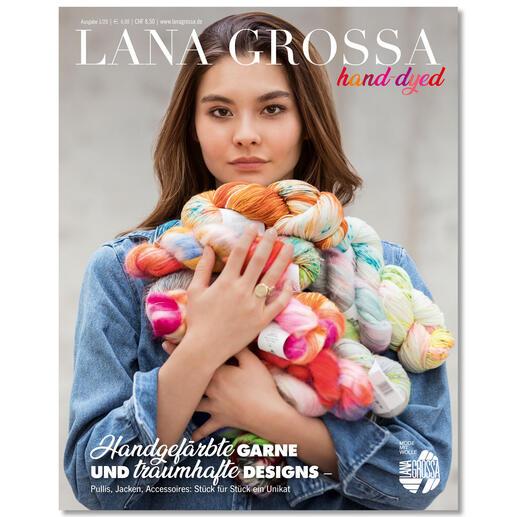 Heft - Lana Grossa Hand-Dyed Nr. 1